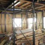鉄骨建造物解体工事一式